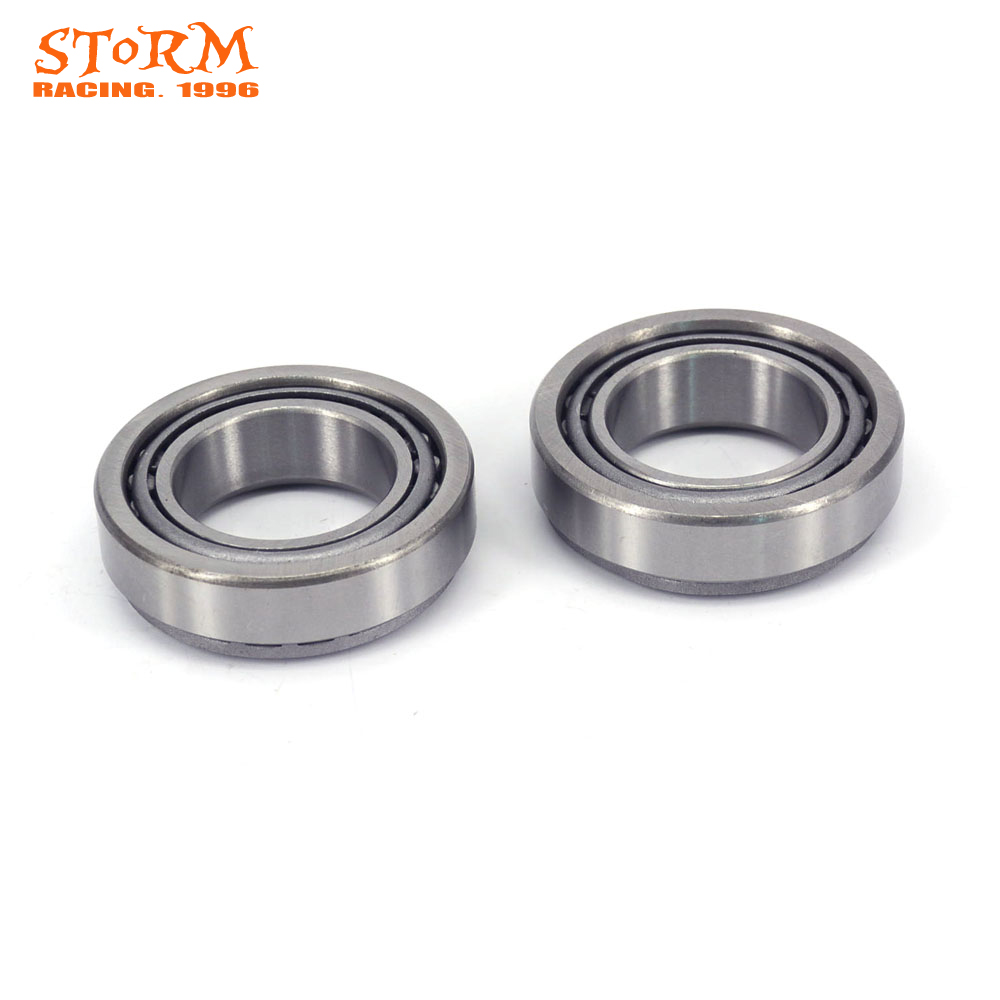 30*51*15 Motorcycle Steering Tapered Roller Bearing For Honda CR125R 1993-2007 CR250R 1992-2007 CRF250R CRF250X CRF450R CRF450X