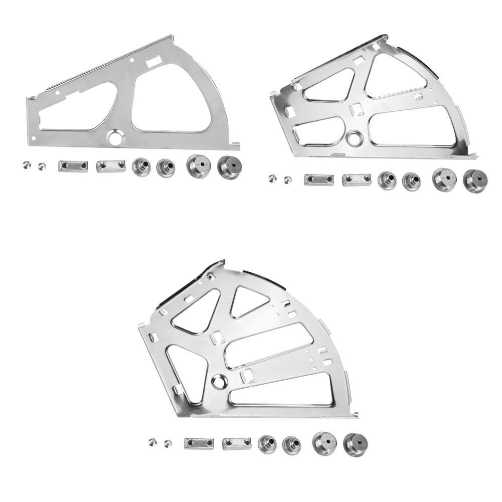 Diszipliniert 3 Arten 1 Paar Schuhe Schublade Schrank Scharniere Rahmen Beweglichen Drehen Rack Armaturen Rabatt Modernes Design Heimwerker