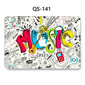 Image 2 - For MacBook Air Pro Retina 11 12 13.3 15.4 Inch For Laptop Sleeve For Notebook MacBook Case With Screen Protector Keyboard Cove