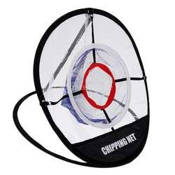 Портативный Гольф всплывающий кувшин качающиеся клетки для тренировки сеть легко хранения гольф для тренировок в помещении и на улице со