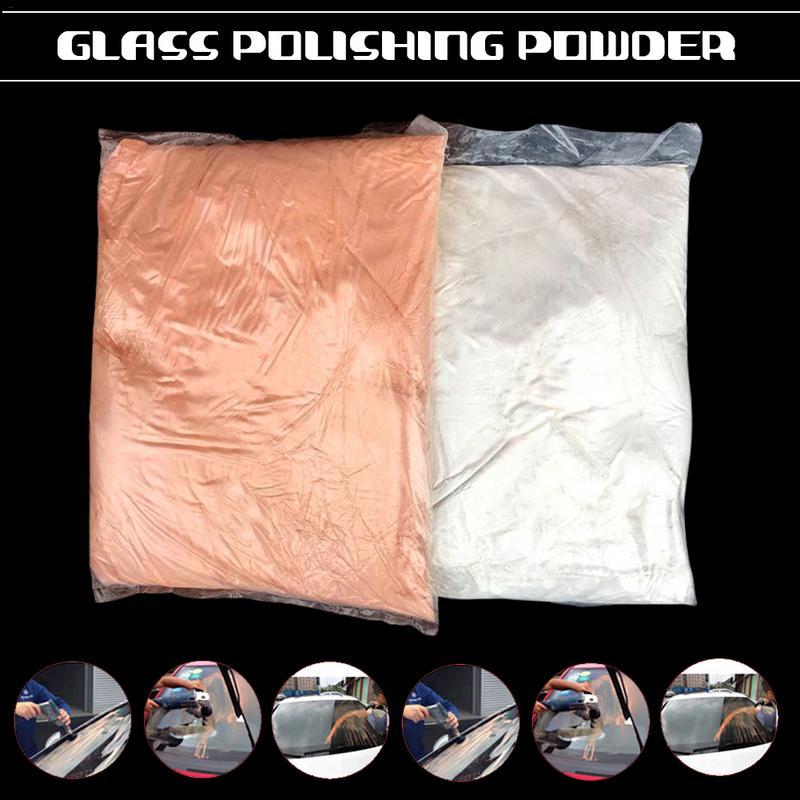 Car Glass Polishing Powder Scratch Repair Powder Cream