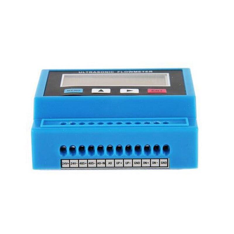 TUF-2000M TS-2(DN15~DN100mm) TM-1(DN50~DN700mm) TL-1(DN300~DN6000mm) Ultrasonic Flow/Module Flow Meter Flowmeter