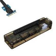 Hot V8.0 EXP GDC Beast Laptop harici bağımsız Video kartı Dock NGFF dizüstü PCI E genişleme cihazı