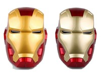 GTX 1 Cosplay Mask PVC hot Figure toys Collection Model Iron Man Adult Motorcycle Collectible figma funko pop anime