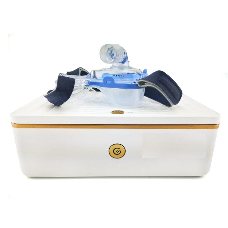 CPAP Cleaner And Sanitizer CPAP Cleaner Supplies Ozone Free UV For CPAP  Mask And Air Tubes Machine