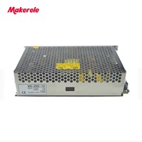 Power Supplies Input 110V 220V Mini Size Single Output Switching Power Supply 5V 12V 15V 24V 48V 200W Smps With Metal Case