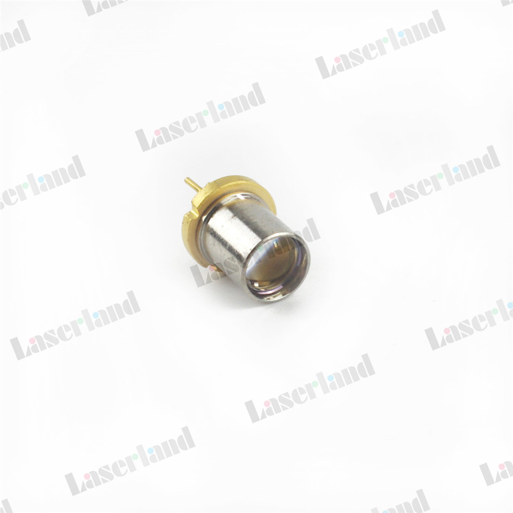Nichia NUBM08 <font><b>450nm</b></font> 4.75W High Power Blue <font><b>Laser</b></font> <font><b>Diode</b></font> LD w/ lens/Tin-pin image