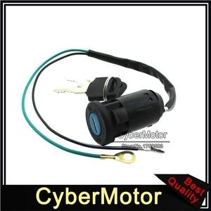 2 провода ключ зажигания для 2-тактный 47cc 49cc мини карманный велосипед ATV Quad Go Kart Minimoto