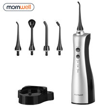 цены Oral Irrigator Rechargeable Water flosser Portable Dental Irrigator Teeth Clean Oral Dental Floss Water Jet irrigator