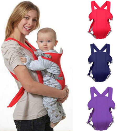 Newborn Baby Girl Boys Infant Four Position Carrier Breathable Soft Safe Baby Backpacks Carriers Face To Face