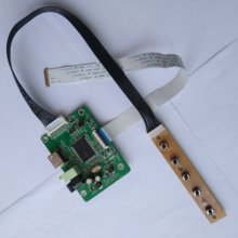 For B156XTN07.0 HW1A 15.6″ 1366*768 HDMI LCD LED EDP mini Controller driver board display kit