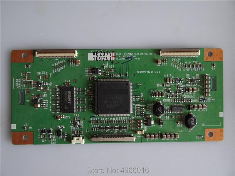 Professionelle Audiogeräte Hell Original 47lb7rf-ta Logic Board Lc470wu5-sla1 6870c-0140b Dj Ausrüstung Zubehör