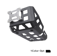 Motorcycle Aluminum Black Bootom Skid Plate Engine Guard Protector Chassis Cover for 2017 2018 BMW G 310 R G310 GS