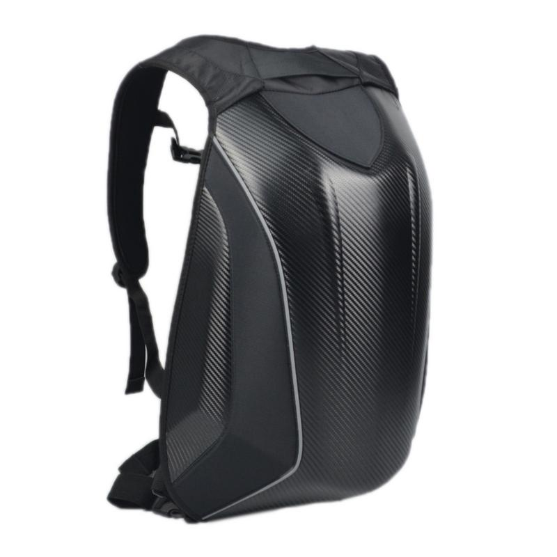 Черная Мужская мотоциклетная сумка Водонепроницаемый мотоциклетный Рюкзак Дорожная Сумка мото сумки Moto Магнитный Танк сумка Mochila