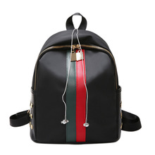 Backpack Women Fashion Nylon Shoulder Bag Outdoor Travel Leisure Bags Teenagers Young Girls
