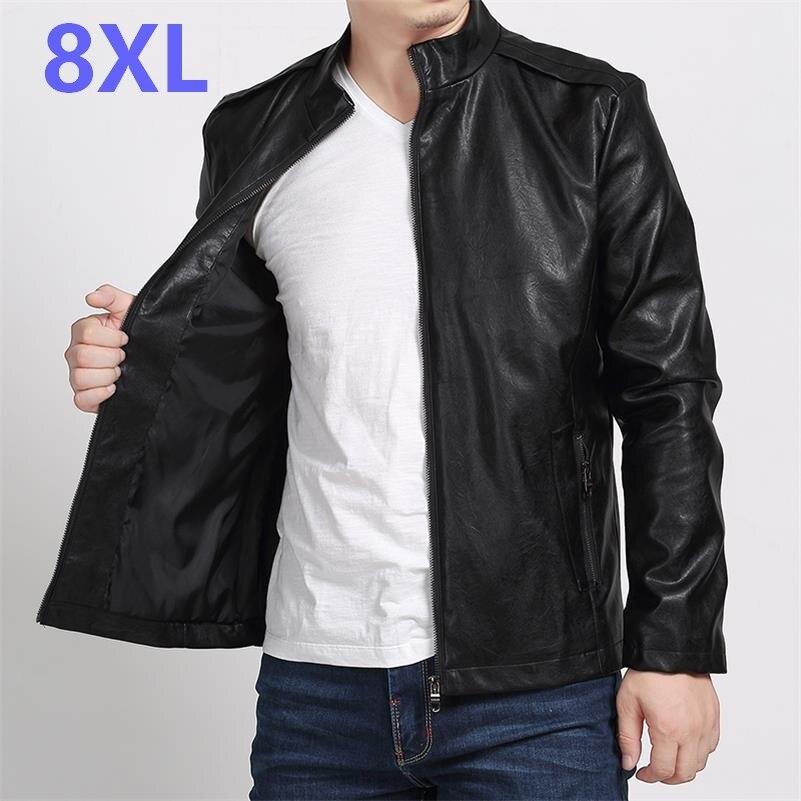 New Woman Black Studded Eyelet Moto Biker Leather Jacket XS TO 6XL