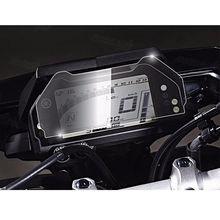 лучшая цена MT10 FZ10 Cluster Scratch Protection Film Speedo Screen Protector for Yamaha FZ MT 10 FZ-10 MT-10 2016 2017 2018