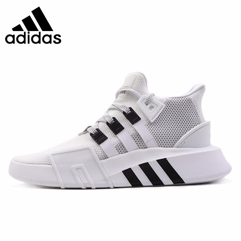 Adidas Official Clover EQT Bask Adv New Arrival Man Classic Running Shoes Comfortable Sneakers #BD7772/BD7773 sneakers