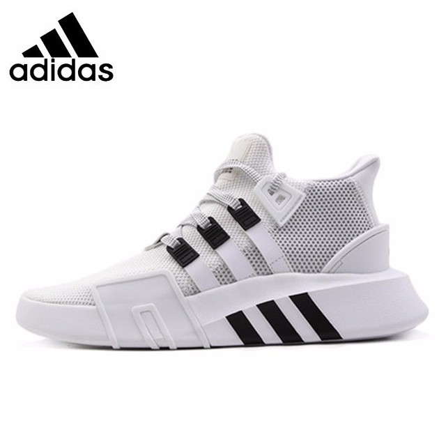 37b234fe5f5 Adidas Official Clover EQT Bask Adv New Arrival Man Classic Running Shoes  Comfortable Sneakers  BD7772 BD7773