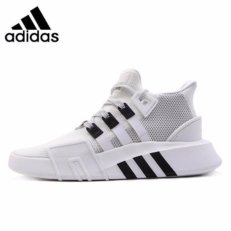 Adidas oficial Clover EQT Bask Adv nueva llegada hombre clásico zapatillas de correr cómodas zapatillas # BD7772/BD7773