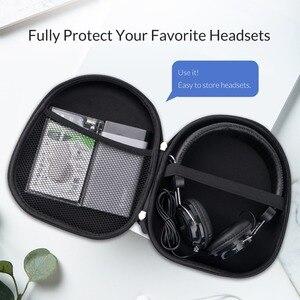 Image 3 - ORICO ชุดหูฟังแบบพกพาเก็บกระเป๋ากล่องสำหรับหูฟังหูฟังอุปกรณ์เสริม Memory Card สาย USB Charger HDD