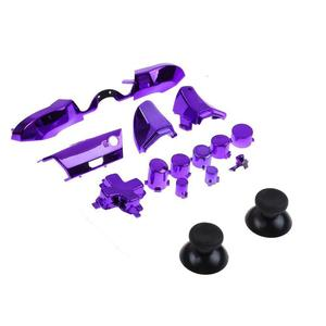 Image 5 - Bumper Trigger Guide Set DA PAD RT LT RB LB Buttons Kits For Xbox One Plating Accessories 1 Set Elite Handle 2019 New
