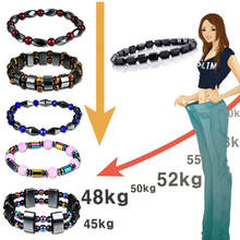Stimulation Acupoint Magnetic Therapy Bracelet Health Bio Weight Loss Artifact