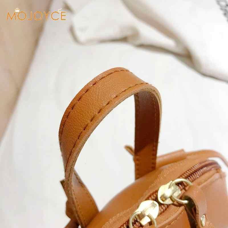 Mulheres Bolsa De Couro PU Estilingue Crossbody Saco Ocasional Menina de Mini Sacos de Ombro Mulher Tote Do Vintage Saco Crossbody 2019