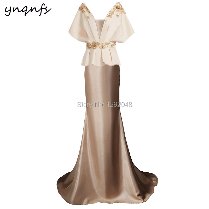 6f0b33ae713f 2018 Two Piece Mother of the Bride Dresses Outfits Guest Wear with Jacket  Elegant Party Gowns. US  94.05. YNQNFS MD131 Elegant Wedding ...