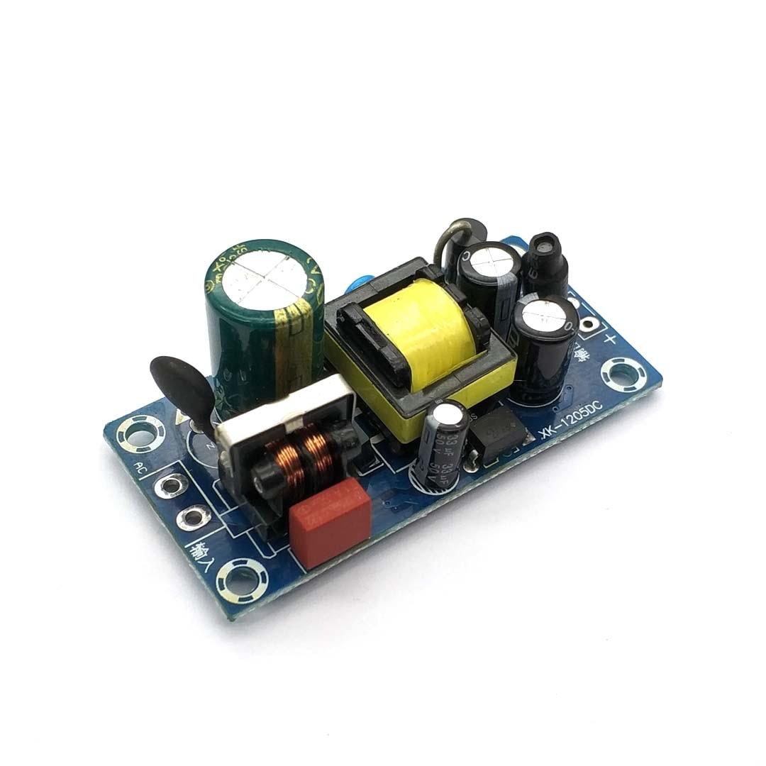 LED Power Supply AC Converter 110v 220v to DC 5V 2A 10W Regulated Transformer