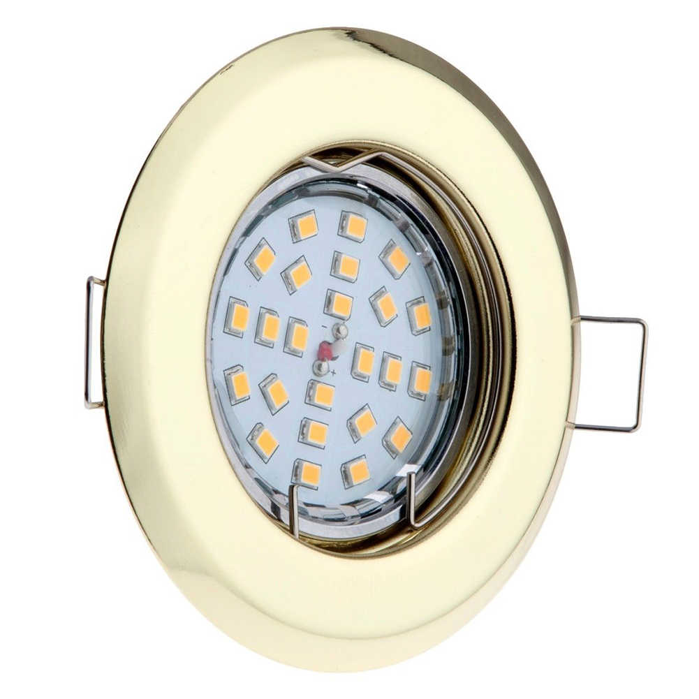 5W 2.5inch Aluminum LED Recessed Ceiling Downlight Can Light Bulb Anti-fog Lamp