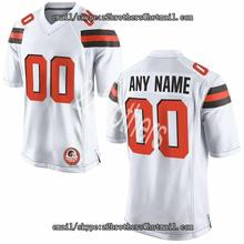 c41ee2493 Custom Football Jersey Personalized Your Names Numbers
