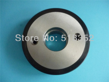 X055C663G51 M411 Mitsubishi Pinch Roller Ceramic Black, WEDM-LS Wire Cutting Wear Parts