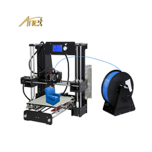 High Precision Anet A8/A6 3d Printer Metal Industrial Large Printing Size DIY Kit 3d Printer With free Filament +Tools+SD Card