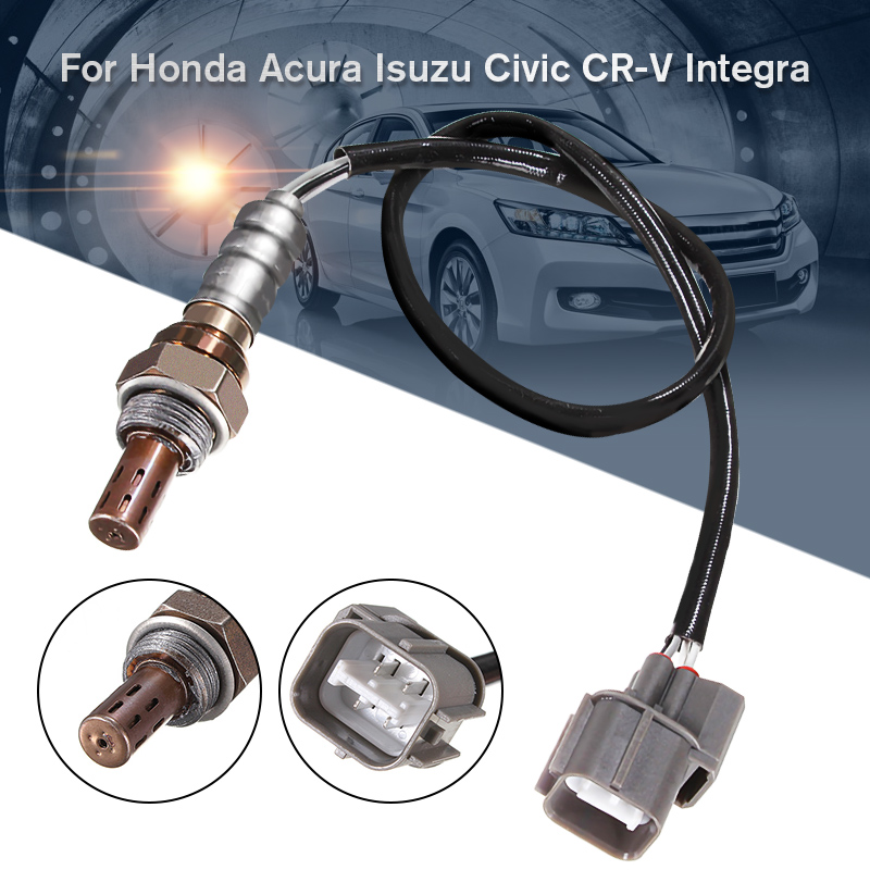 O2 Oxygen Sensor Upstream 234-4099 for Honda Accord Civic CRV Acura RSX Set 4