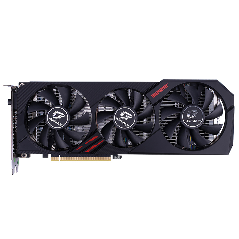 Colorful  IGame GTX 1660 Ultra 6GB GDDR5 192Bit-1860MHz 8Gbps Gaming Video Graphics Card