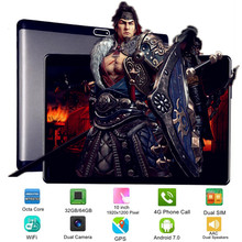 10 inch Design 4G Phone Call Android 7.0 Octa Core 32GB/64GB Tablet pc WiFi 1920×1200 10 10.1