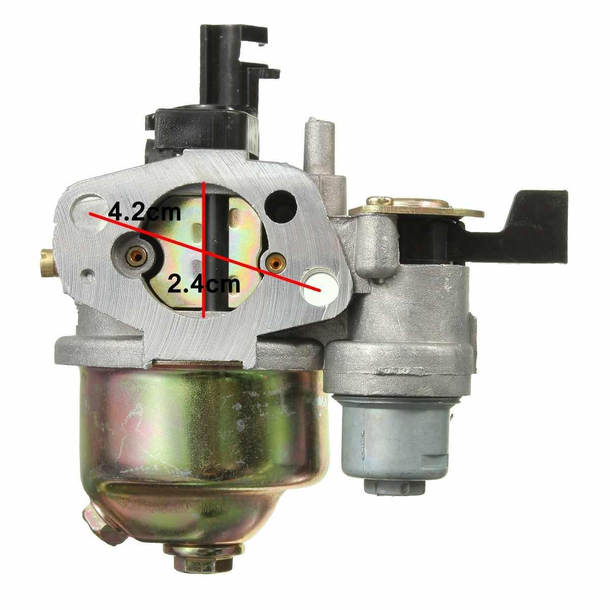Carburateur Terugloopstarter Bobine Voor Bougie Filter Carburateur Carb Voor Honda GX160 5.5HP Motor Kit