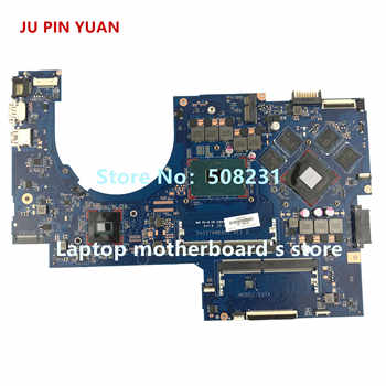 JU PIN YUAN 857389-601 857389-001 DAG37AMB8D0 G37A for HP NOTEBOOK 17-W 17-AB091MS laptop motherboard with 950M 4GB i7-6700HQ - DISCOUNT ITEM  0% OFF All Category