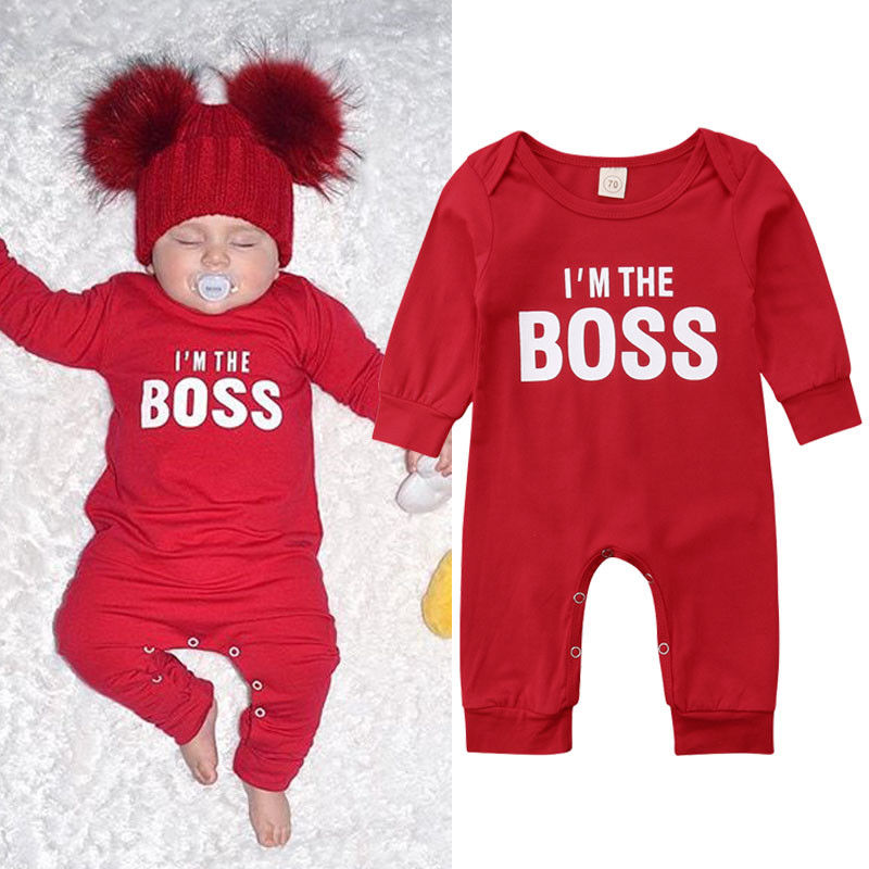 Pudcoco Baby Clothes Toddler Baby Boys Girls Christmas   Romper   Ropa Bebe Jumpsuit Outfits Baby Grli Clothes