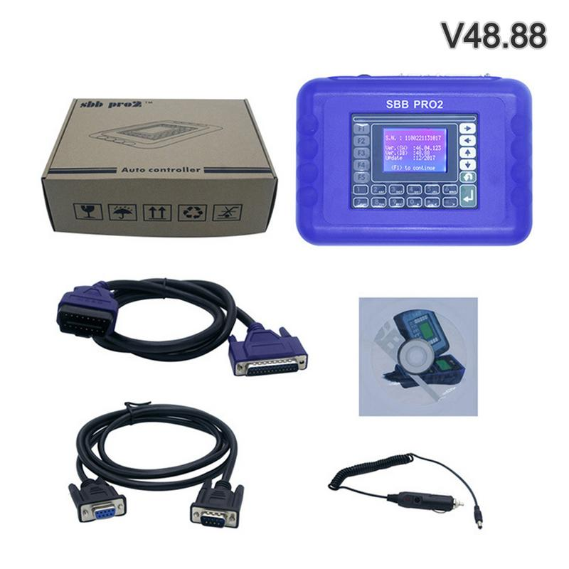 Car Accessories Sbb Pro2 Key Programmer Updated To V48.88 Can Support New Cars To 2017 Replace SBB 46.02.Car Accessories Sbb Pro2 Key Programmer Updated To V48.88 Can Support New Cars To 2017 Replace SBB 46.02.