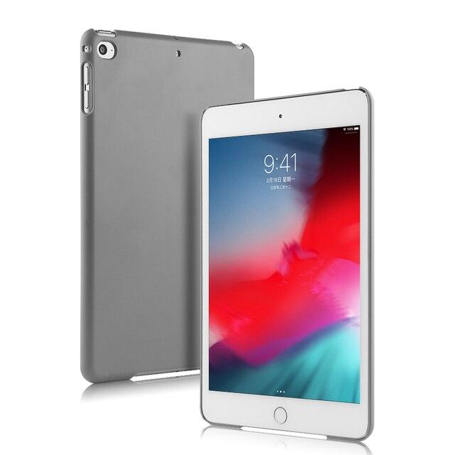 For iPad Mini 5 2019 Back Case Protective cover Hard shell For New iPad mini 5 Mini5 7.9