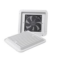 Автомобильный холодильник вентиляционный вентилятор боковой вентиляции вытяжной вентилятор для Rv трейлер караван