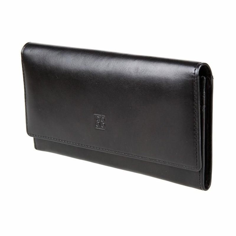 цена Wallets SergioBelotti 1075 milano black в интернет-магазинах