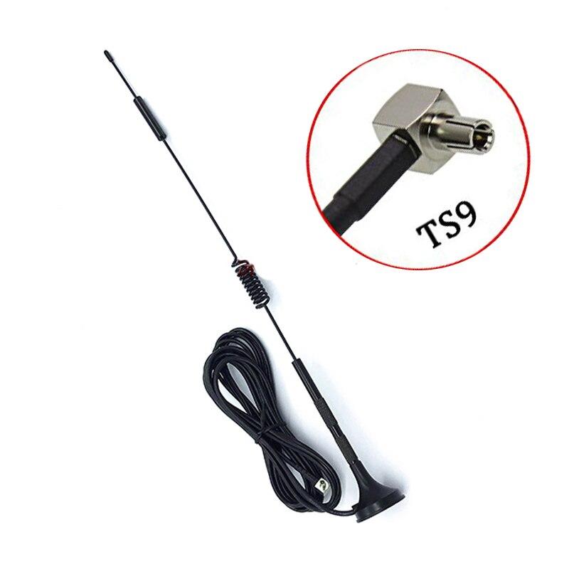 4G Lte señal de antena magnética 7dbi 4G antena TS9 conector al aire libre 4G 3G antena GSM Antena WiFi 4G LTE, antena SMA 12dBi Omni antenne CRC9 TS9 SMA macho 5m, cable dual 2,4 GHz CRC9 para Routers Huawei B315 E8372 ZTE