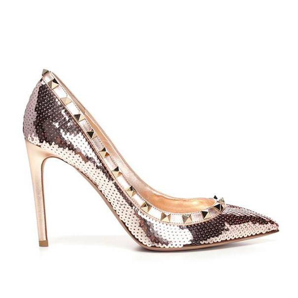 Snc Printemps 2019 argent Simples Argent Femmes De Taille Rivets Or Moraima Chaussures Nouveau or Noir Talons Mode Aiguilles Grande HEqRxd5w