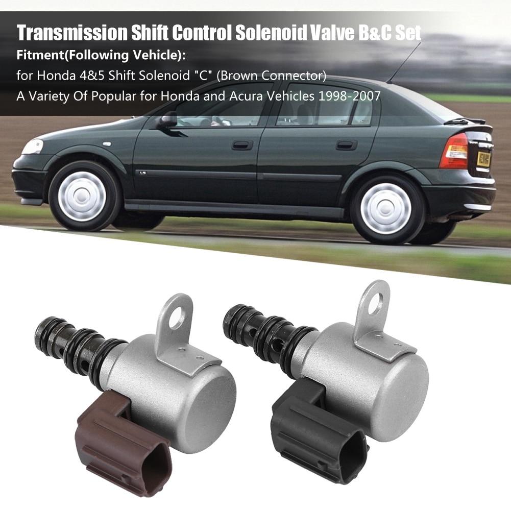 Transmission Shift Solenoid For Honda Acura Transmission