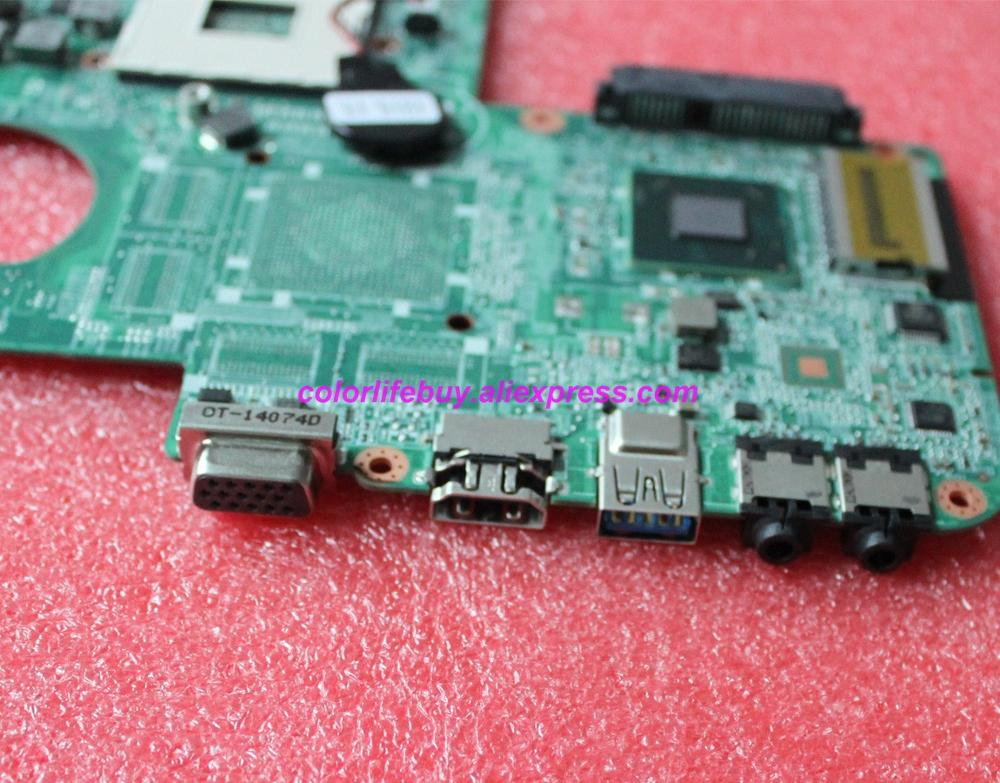 Image 4 - Genuine A000175320 DABY3CMB8E0 HM76 Laptop Motherboard Mainboard for Toshiba L840 L845 Notebook PC-in Laptop Motherboard from Computer & Office