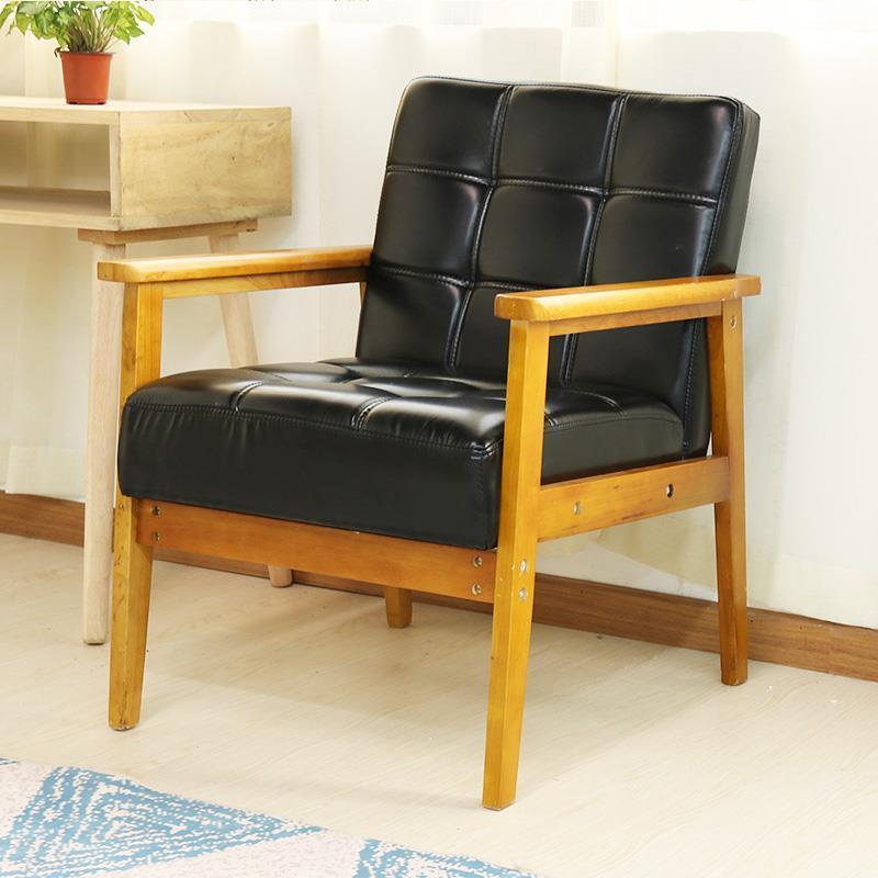 Zitzak Pouf Moderne Futon Moderna Sillon Divano Copridivano Wooden Retro De Sala Mueble Mobilya Set Living Room Furniture Sofa in Living Room Sofas from Furniture