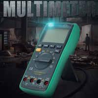 20000 compte multimètre numérique vrai RMS 4 1/2 gamme automatique voltmètre courant Ohm résistance Diode continuité de température